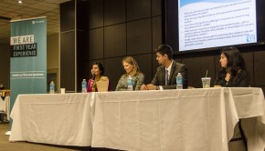 First Generation Panel at Humber College
