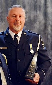A photo of Detective Bill Courtice.